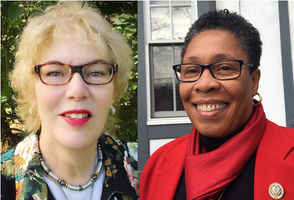 """Voters in Ohio's 11th Congressional District have a clear choice in November between incumbent Democratic Rep. Marcia Fudge and Republican Beverly Goldstein. It's the second contest between the former Warrensville Heights mayor and Goldstein, a Beachwood audiologist whom Fudge defeated with than 80 percent of the vote in 2016. Fudge, 65, was first elected to Congress in 2008. She serves on the House Agriculture and Education and the Workforce committees and formerly headed both the Congressional Black Caucus and the nationwide Delta Sigma Theta sorority. She says she should be re-elected because of her work to alleviate poverty and improve education, as well as her efforts to secure money for priorities like school lunches, food stamps, and historically black colleges and universities. She also lists infrastructure, planning and transit grants she obtained for the Akron and Cleveland areas among her achievements. """"We have done a significant amount helping our communities, be it Cleveland and Akron and everything in between,"""" says Fudge, adding that her office has also helped many constituents with casework to straighten out issues like Social Security and Veterans Administration claims. Goldstein, 70, argues that Democrats who have represented the district for decades haven't helped solve problems that plague it, such as illiteracy and poverty. She says she'd like to bring programs to the community that will improve its residents' success, like reading clinics and job training programs that will connect students with higher-paid jobs with health care benefits. """"Marcia Fudge has not done anything to help those in our most distressed communities to have a better life,"""" says Goldstein. """"My campaign is all about wanting to accomplish that."""""""
