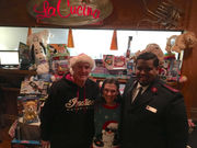 La Cucina di Hampden House customers donate to Toy for Joy