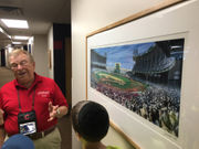 Progressive Field tour gives behind-the-scenes vantage for fans