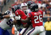 Report card: Buffalo Bills' defensive effort goes to waste vs. Texans