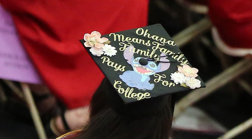 2018 Graduation Caps 16 Creative Mortar Board Decorations Silive Com