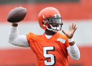 For Tyrod Taylor, it's 'just the tip of the iceberg' says Browns QB coach