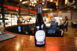 "Something tart like this will get the saliva glands going, Augustin and Edwards say, and Oregon City Brewing's Marionberry is ""kind of like cranberry sauce in liquid form."" This beer will be good for someone who doesn't want to drink red wine. $13.99 (750 ml) at Ben's Bottle Shop, 8052 E. Mill Plain Blvd., Vancouver"
