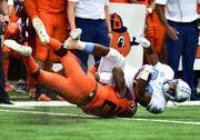 You Grade the Orange: Rate Syracuse football's performance vs. North Carolina