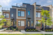 Chic townhomes overlooking Edgewater: House of the Week