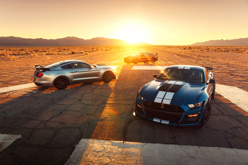 'Most powerful street-legal Ford ever' in Mustang Shelby GT500 will make 760 horsepower