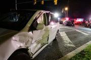 Drunken man 3 times over limit after crash, police say