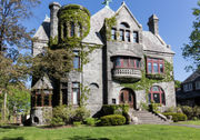 PHOTOS: Own a castle in Albany overlooking Washington Park for $750,000