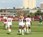 Jenny Hipp leads UMass women's soccer over Eastern Michigan (photos)