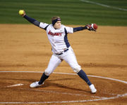 Alabama softball blanks South Alabama 1-0 in season-opener behind Alexis Osorio 3-hitter