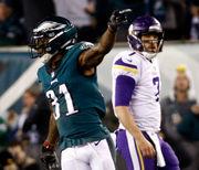 Philadelphia Eagles demolish Minnesota Vikings, 38-7, to reach Super Bowl