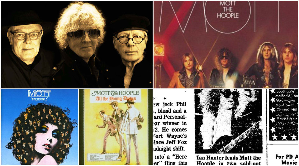 Mott the Hoople to reunite for first American tour in 45 years (tour dates)