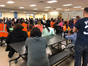 Mayor Alex Morse considering all information as protest continues over Holyoke schools van plan (photos)
