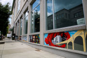 8 student-created murals unveiled at arts high school (PHOTOS)