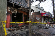 Trenton tattoo shop destroyed in 2-alarm fire. Customers mourn loss of 'part of the community'