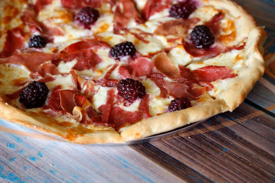 Francesca pizza