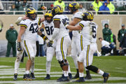 Big Ten power rankings: Michigan the new No. 1 after dominating MSU