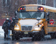 Here are your horror stories of trying to get kids home from school in the Snovember storm