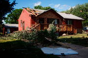 Iowa tornadoes hit unexpectedly, causing damage and injuries