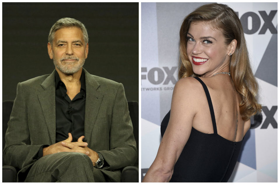 Today's famous birthdays list for May 6, 2019 includes celebrities George Clooney and Adrianne Palicki