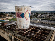 Go inside the abandoned Dixie Cup plant: It'll cost you, but here's your chance