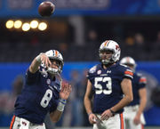 Jarrett Stidham will weigh NFL Draft decision during 3-day hunting trip to 'middle of nowhere'