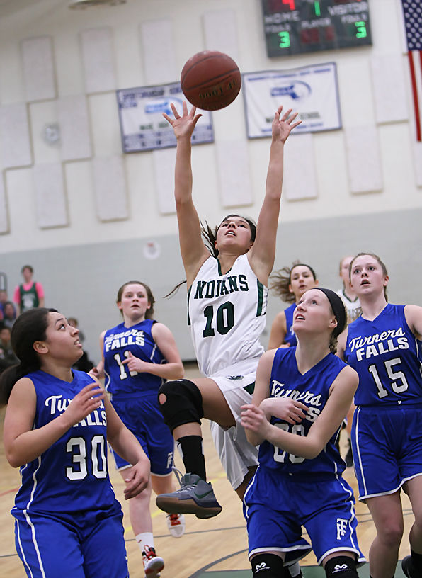 Massachusetts high school girls basketball masslive girls basketball scoreboard for tuesday feb 6 halgas drops 29 points in wares fandeluxe Choice Image
