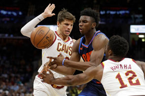 CLEVELAND, Ohio -- It's the latest edition of Hey, Chris! Do you have a Cavs question that you'd like to have answered in Hey, Chris? Submit it here or tweet @ChrisFedor.