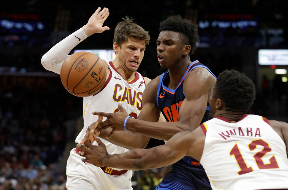 Which players are the Cleveland Cavaliers most likely to trade  Hey e5f83289a