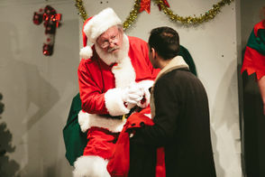A Christmas classic on stage at CNY Playhouse in DeWitt.
