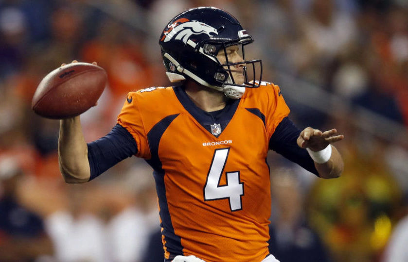 save off aceb5 a33b9 NFL free agency: Ranking Jets' 14 best backup QB options in ...