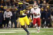 27 people ejected from Michigan-Indiana game, UM police say