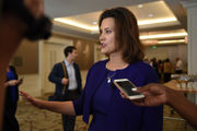 Whitmer backed by runners-up as Dems seek unified front against Schuette