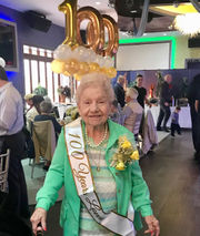 Outgoing New Springville resident turns 100 this week