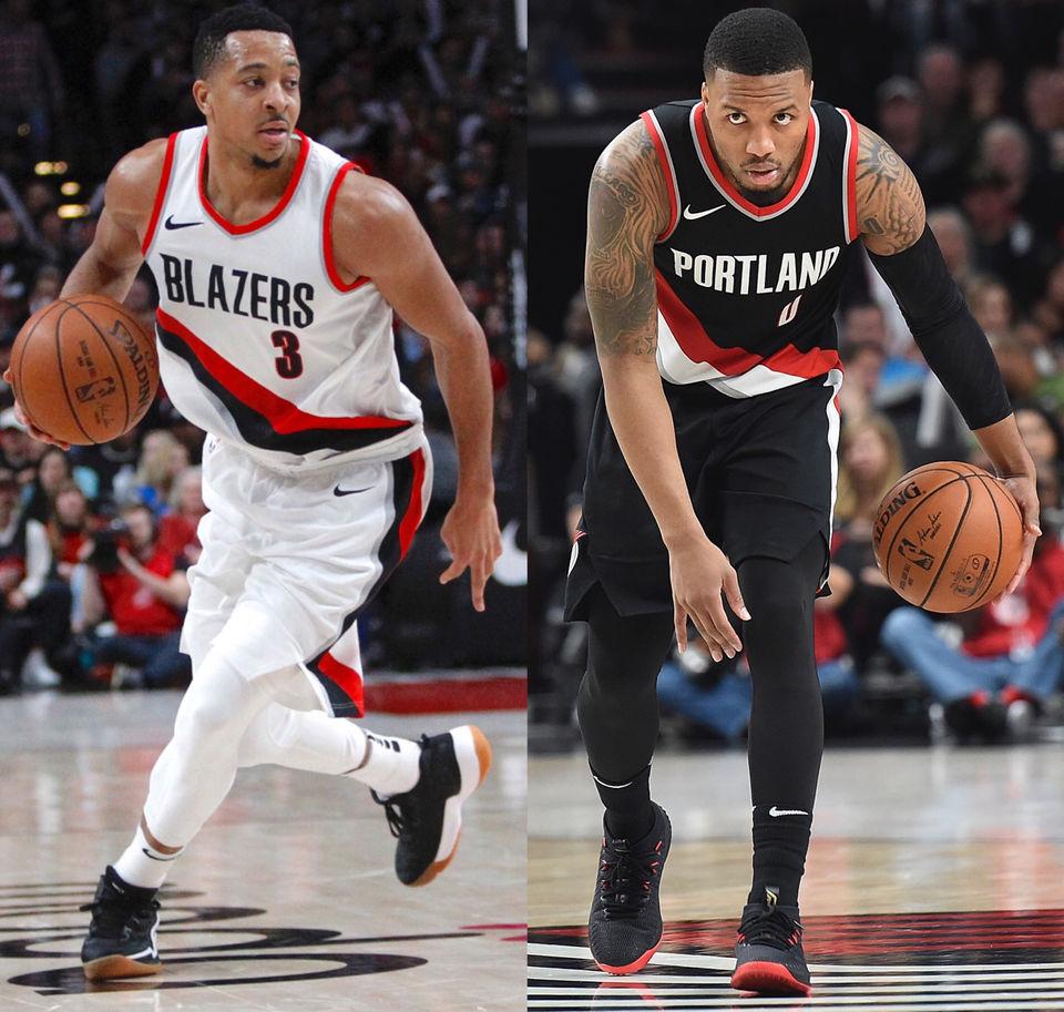 Portland Blazers Ranking: Damian Lillard, CJ McCollum Give Portland Trail Blazers