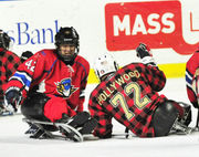 CHD's sled hockey program marries ability with excitement alongside Springfield Thunderbirds (photos)