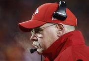 Andy Reid blows another Super Bowl shot as Kansas City Chiefs lose AFC Championship Game vs. New England Patriots | Twitter reacts