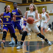 After getting 'beat up' in practice, Western newcomers are tough enough to tame Central