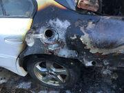 Bay County serial vehicle arsonist strikes again