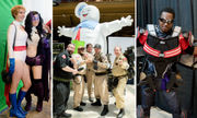 Salt City Comic-Con 2018 photos: Cosplay, celebrities and more geeky fun in Syracuse