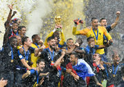 France beats Croatia to win 2018 FIFA World Cup