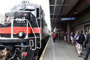 'It was great': Now arriving, the first batch of CTrail Hartford Line weekday riders at Springfield's Union Station