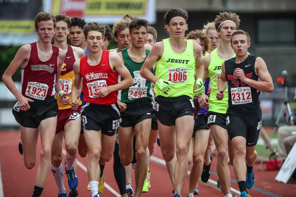 Oregon state track and field championships 2018