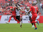 Grading the New Orleans Saints vs. the Tampa Bay Buccaneers