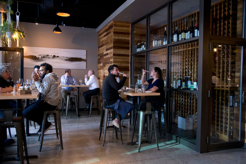 Wines Plan To Celebrate The Arrival Of 2019 With A Midwinter Night S Dream Food Wine And Wonder At Their Focused Pearl District Restaurant