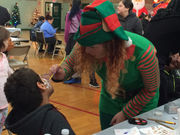C3 Forest Park Police Unit's Christmas Party brings together community, law enforcement