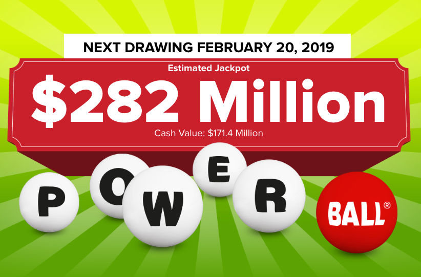 Powerball lottery: Did you win Wednesday's $282M drawing? Live
