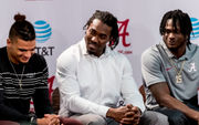 Bo Scarbrough explains NFL exit, says he didn't have the 2017 season he wanted