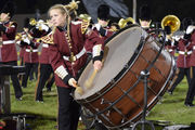 Regional marching bands perform in festival (PHOTOS)