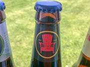 Setting up camp with Lake Placid Brewery (Beer review)